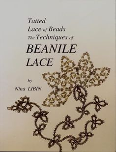 Great book about tatting with beads