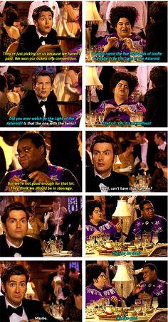 Doctor Who. Ten.