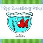 I Spy Something Fishy!    Math Concepts covered are:  - counting  - measurement using inches and centimeters  - making a bar graph  - 3-digit addition and subtraction with and without regrouping  - ordering of 3-digit numbers from smallest to greatest