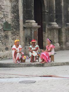 cuban street life