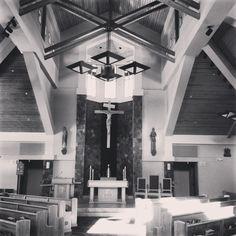 Our Lady of Peace Catholic Church. // #ceremony #venue #Silverthorne #sumco #Colorado #catholic #church