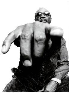 Quincy Jones by Platon Antoniou