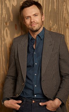 Joel McHale, the soup, brandy bunch and community