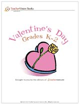 This Valentine's Day Printable Book is filled with educational Valentine's Day activities for kindergarten, first grade, and second grade.