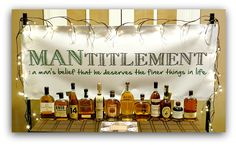 The first Mantitlement™ Bourbon Tasting Party- So much fun! Can't wait to do it again! http://www.mantitlement.com/trips/mantitlement-bourbon-tasting-party/