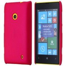 Carcaça Lumia 520 - UltraSlim Fucsia  R$18,25