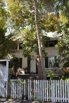 Key West home of poet Elizabeth Bishop, 624 White Street