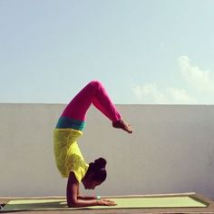 Yoga Poses Around the World: www.ayogafitness.com