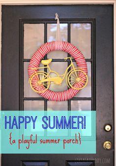 Summer Time Porch