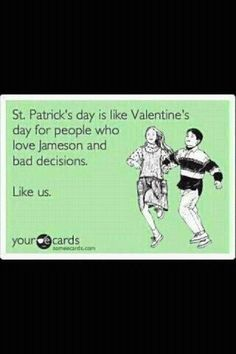 St. Paddy's Day - Jameson