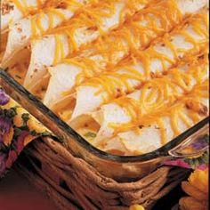 Brunch Enchiladas Recipe