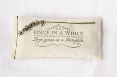 Beautiful gifts to your bridesmaids to ask them to be your bridesmaid. Cream Lavender Sachet // Romantic Wedding Favor // by Gardenmis, $11.00