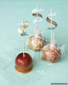 spruce up a plain skewer