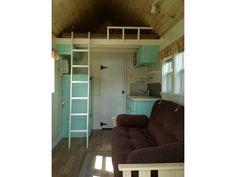 Tiny House Craftsman Cottage on Wheels!