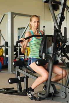 Twenty-Minute Bowflex Workouts