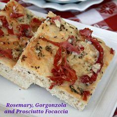 Prosciutto, Gorgonzola Dulce, And Fig Panini -- substitute fig spread ...