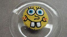 Decorating Cupcakes #60: Spongebob Squarepants, via YouTube.