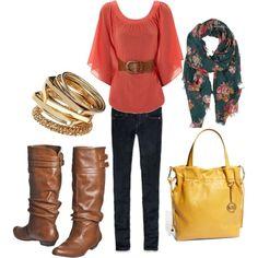 Fall fashions!