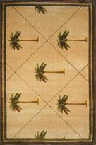FUN RUGS BY LA RUGS Supreme Tsc-207 Palm Dessert / NYLON / MACHINEMADE / $102.99 39 X48 /// $215.59 5'3'' X 7'8'' /// $409.19 8' X 11' ///
