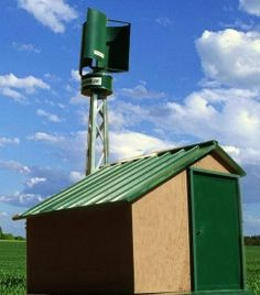 The coolest and most efficient wind/solar/geothermal system out there: dorje, inc.