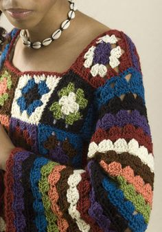 beauti crochet, sweaters, patterns, jasmine, colors
