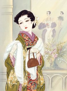 Japanese Art: Orchid. Kisho Tsukuda. 1998 - Gurafiku: Japanese Graphic Design