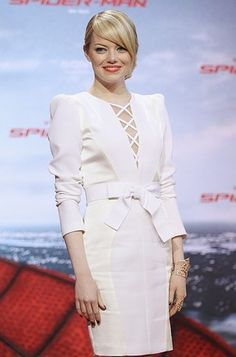 take a cue from Emma Stone