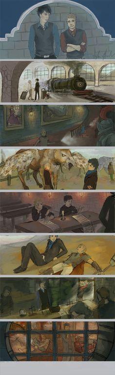 HP/Sherlock crossover