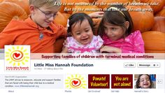https://www.facebook.com/pages/Little-Miss-Hannah-Foundation/259855680733246