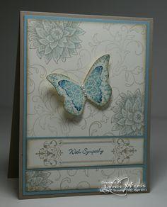 beauti butterfli, element card, stamp, lw design, butterfli card, butterflies, creative elements, creativ element, cards