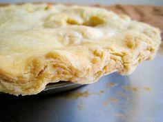 Flaky Vegan Pie Crust. Looks awesome!
