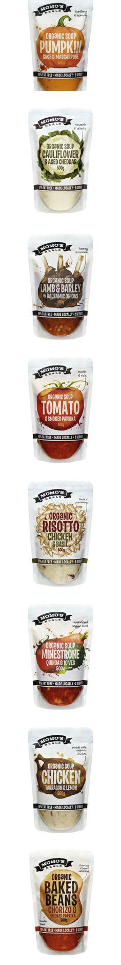 Momo's Meals  Designed by Georgina Luck, United Kingdom.