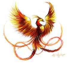 Upper back left shoulder or inplace of birds on sleeve...symbolizes rebirth and strength through adversity Tattoo Ideas, Phoenix Birds, Birds Tattoo, Tattoo Designs, Body Art, Pheonix Tattoo, Beauty, Phoenix Tattoos, Ink