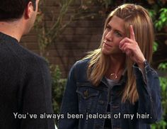 yes i have rachel green! <3