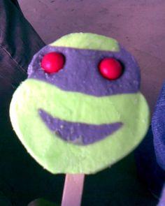 teenage mutant ninja turtles ice cream <3