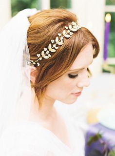Modern jewel toned wedding inspiration | Photo by Kayla Barker Fine Art Photography | Read more - http://www.100layercake.com/blog/?p=80286