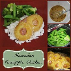 Maybe you don't have palm trees in your front yard or a sandy beach down the street, but this recipe for Slow Cooker Hawaiian Pineapple Chicken will make you feel like you have it all. By combining juicy chicken, flavorful ham, and tangy sauce with the sweetness of pineapple, this easy Hawaiian chicken recipe will make you feel like you are in a tropical paradise.