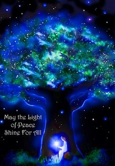 MAY THE LIGHT OF PEACE SHINE FOR ALL  *~<3~*