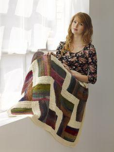 Fisherman Crochet Pattern at Yarn.com