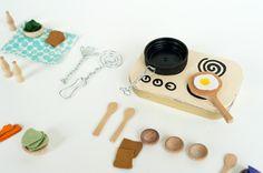 Miniature Kitchen Set