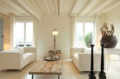 Maison au style scandinave 2 - table basse