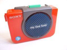 Vintage Sony Walkman