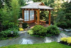 Asian Garden Design