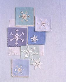 FREE patterns....I love these...and easy to make!  I made several, for myself and family/friends, a few years ago.  They still look great today!