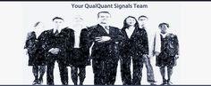 QualQuant Signals - a business software application to compare qualitative and quantitative data for customer analysis (882)