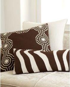 Zebra Stripes Pillow