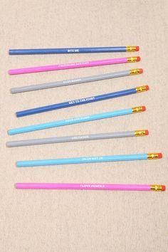 Pencils Have Feelings Too set