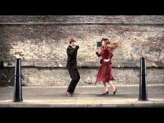 100 second, cloth, fashion history, british fashion, dance videos, dance fashion, london style, london fashion, 100 years