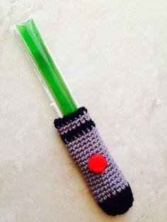 Popsicle Snuggy - Free Crochet Pattern