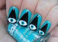 Eye Love Nail Art: 25 Eyeball Nail Designs